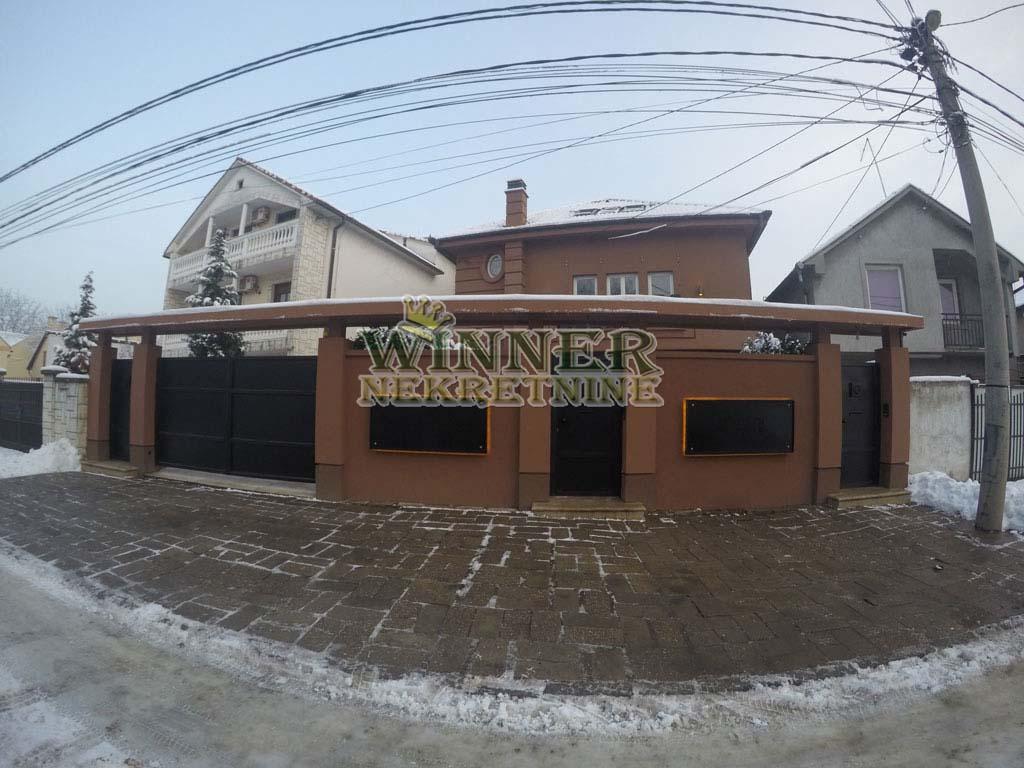 Izdavanje Kuca Zemun retenzije EXTRALUX novogradnja kvalitetna gradnja agencija promet winner nekretnine
