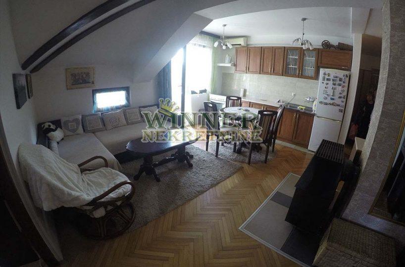 Prodaja Stan Zemun Banatska, Gornji grad, Banatska agencija promet nekretnina winner nekretnine provizija ponuda stanova uknjizeno uselji