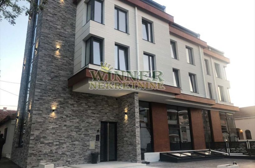 Izdavanje Poslovni prostor Zemun kancelarijiski novogradnja useljivo uknjizeno poslovna zgrada agencija za promet nekretnina winner nek