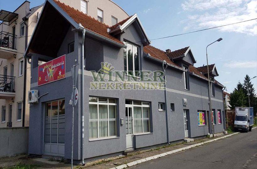 Izdavanje Poslovni prostor Batajnica izdavanje lokal kancelarijiski objekat agencija za izdavanje promet winner nekretnine
