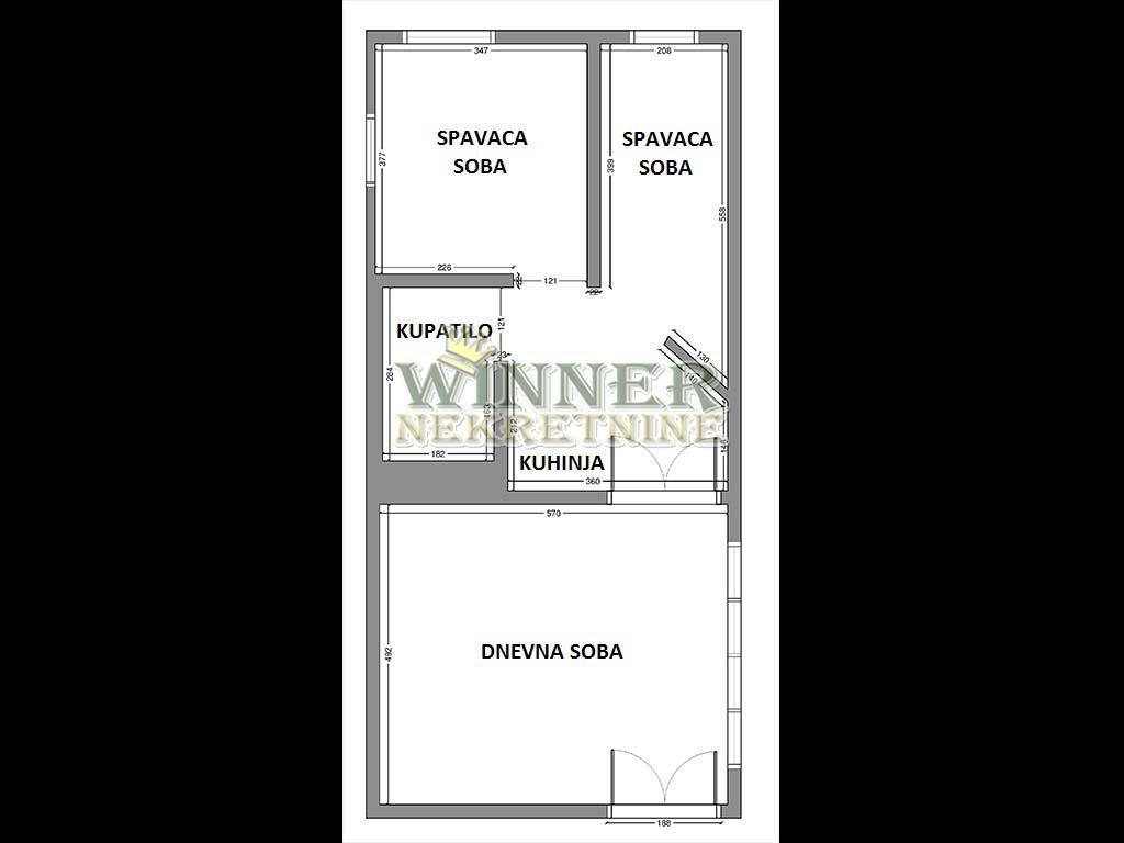 Prodaja Stan Novi grad, Zemun, za renoviranje, nekretnine, ponuda stanova, uknjizeni stanovi, agencija za promet nekretnina, winner nekretnine