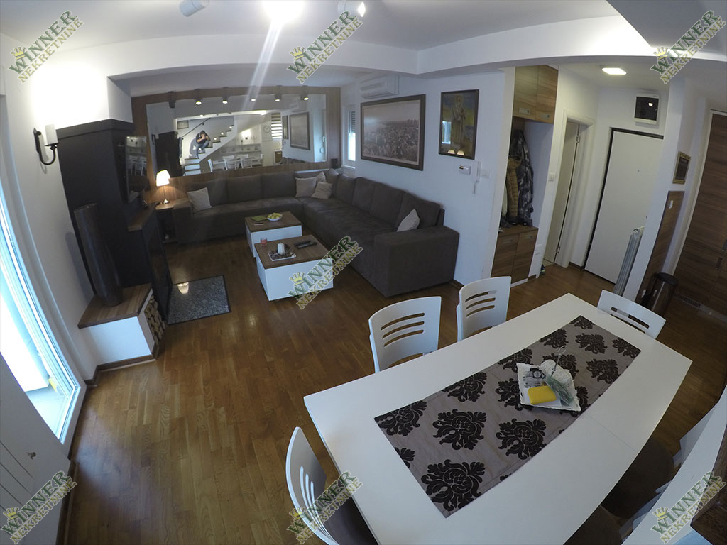 Prodaja Duplex Novogradnja Zemun STan agencija nekretnine ponuda promet uknjizen useljiv winner nekretnine PDV