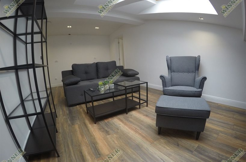 Izdavanje Stan Lux Zemun, Gornji grad, 70m2, 2.5, novo, namesteno, odmah useljiv, agencija za izdavanje nekretnina
