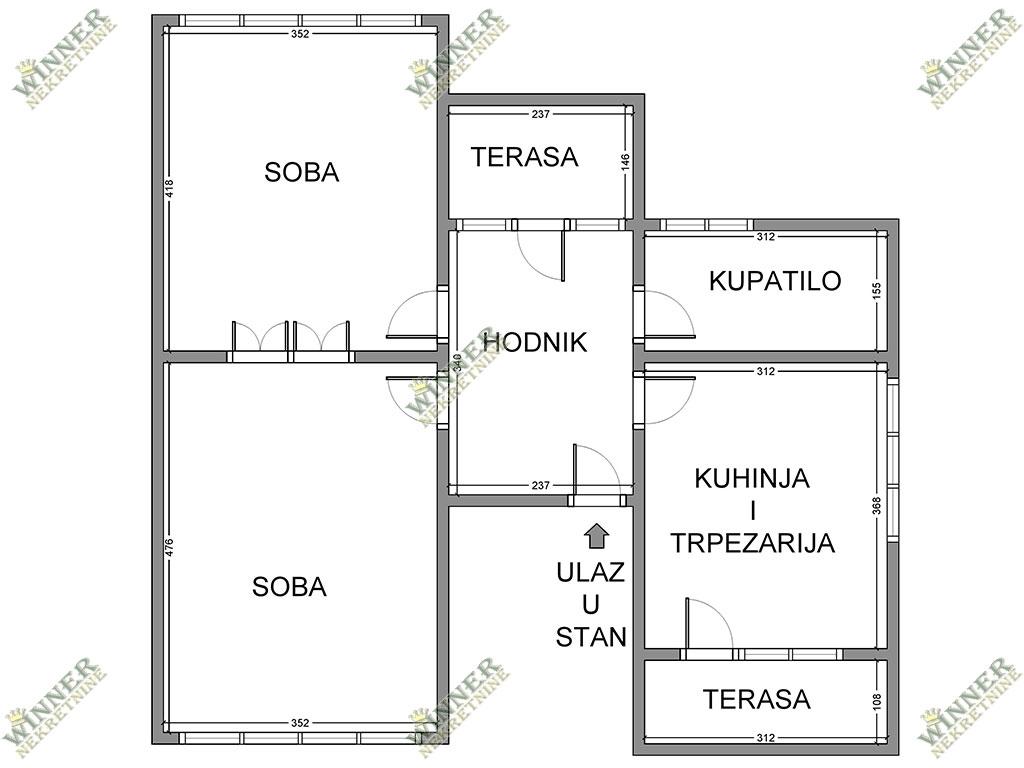 Izdavanje stan Dedinje renovirano, dvoriste, nekretnine, agencija za promet, rent, flat, winner nekretnina, uknjiz