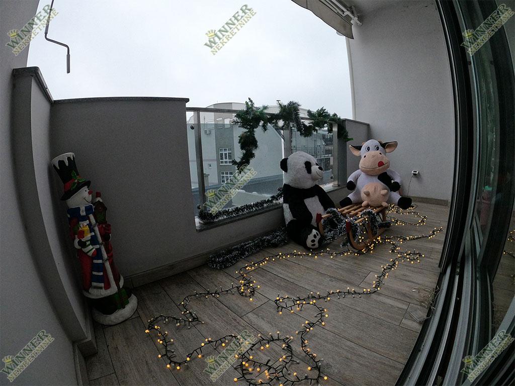 Prodaja Stan Zemun novogradnja, Gornji grad, uknjizeno, lux, agencija za promet nekretnina, winner nekretnine, podno