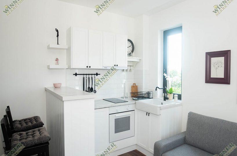 Izdavanje Stan Apartman Lux, Zemun, Gornji grad, namesten, odmah useljiv, agencija promet, winner nekretnine, novogradnja