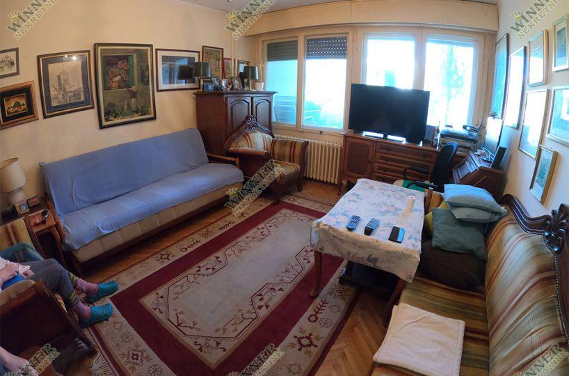Prodaja Stan Blok 45, Novi Beograd, Dr. Ivana Ribara, uknjizen, dvosoban, terasom, podrum, parking, winner nekretnine agenija