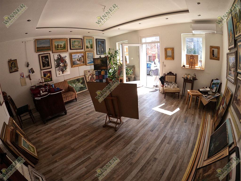 Izdavanje Poslovni prostor Zemun, Centar, 45m2, 1.5, depozit, grejanje na klimu, prazan, PVC stolarija, agencija winner nekretnine