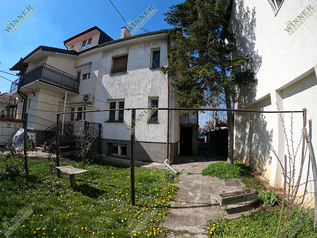 Prodaja Kuca Vertikala Zemun, naselje Meandri, ulica Zadrugarska, uknjizeno, useljivo, za renoviranje, dvoriste, agencija, winner nekretnine