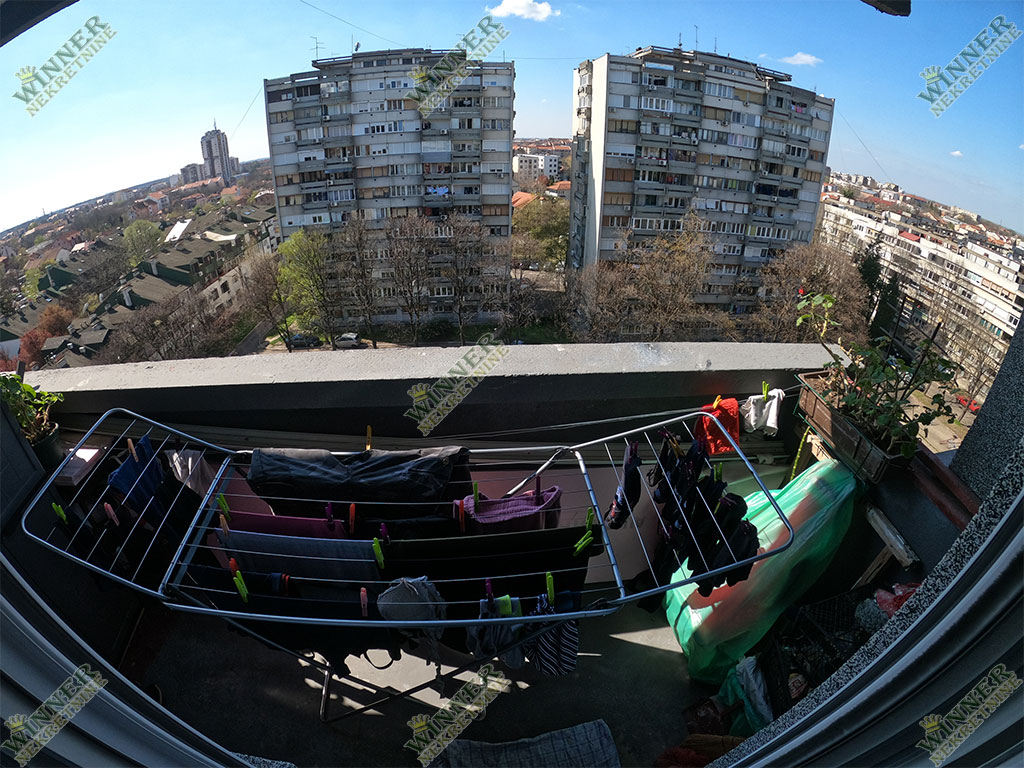 Prodaja Stan dvoiposoban Zemun, naselje Save Kovacevic, renoviran, uknjizen, stara gradnja, agencija winner nekretnine Beograd