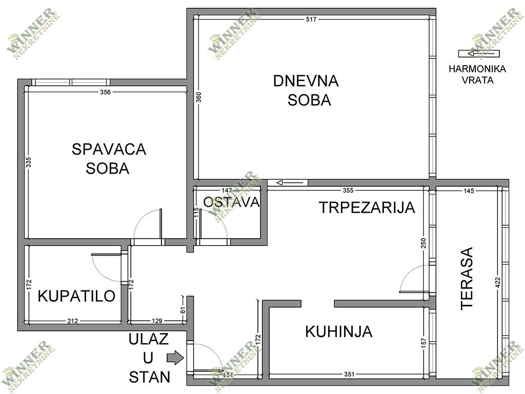 Prodaja Stan Zemun Karlovacka Gornji grad Winner Nekretnine agencija centralno grejanje stara gradnja kvalitetna uknjizen useljivo