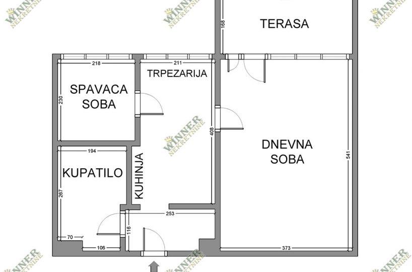 Prodaja Stan Vozdovac uknjizen Vojvode Stepe stara gradnja, agencija, winner nekretnine, centralno grejanje,kvalitetna gradnja, ponuda, provizija