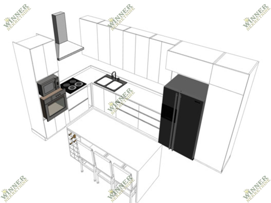Kako pravilno dizajnirati svoju kuhinju